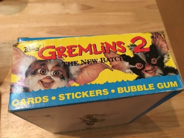 グレムリン トレーディングカード シリーズ2 箱とか (7)