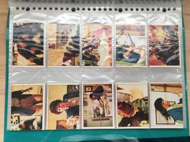Topps Gremlins アルバムステッカー 180枚 コンプリート (8)
