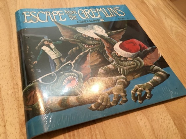 Escape From The Gremlins (Story 3)