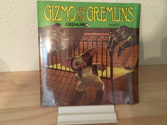 Gizom and the Gremlins (Story 2)