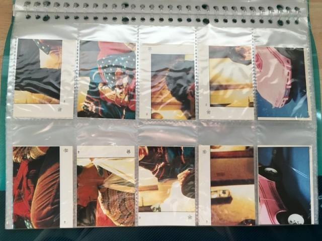 Topps Gremlins アルバムステッカー 180枚 コンプリート (15)