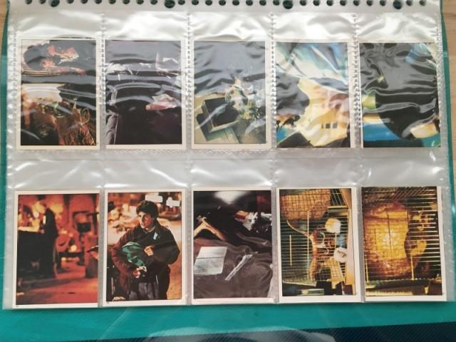 Topps Gremlins アルバムステッカー 180枚 コンプリート (7)