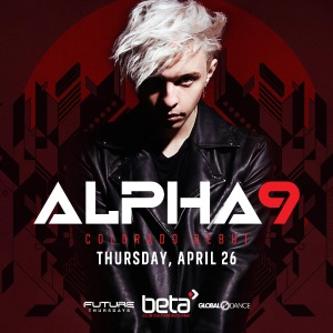 Adam Stark 2018-04-26 Adam Stark & EMATA opening for ALPHA 9 (Beta Nightclub)