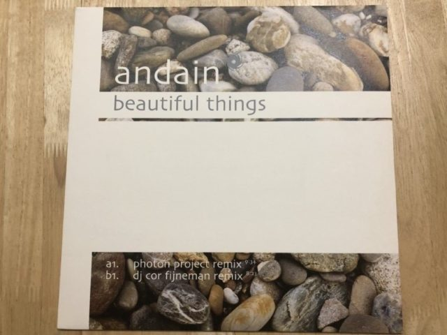 Andain - Beautiful Things (Black Hole Recordings) (Vinyl) 2003 (1)