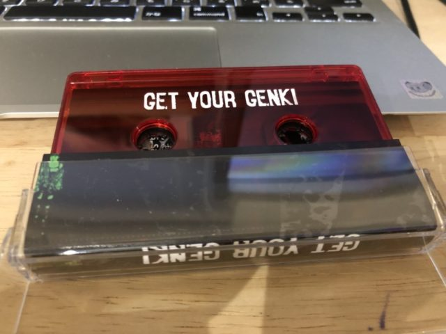 Get Your Genki Compilation Vol. 1 Limited Edition Cassette (2)
