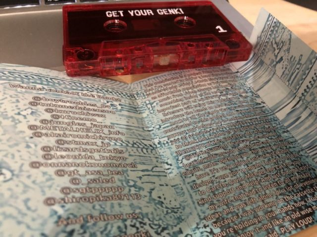 Get Your Genki Compilation Vol. 1 Limited Edition Cassette (6)