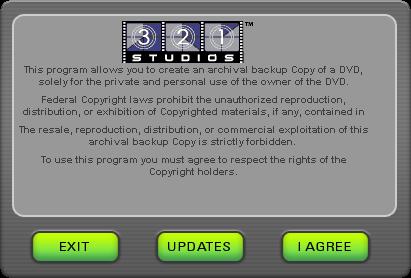 DVDXCopy Xpress GUI 1