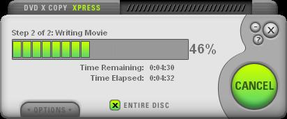 DVDXCopy Xpress GUI 4