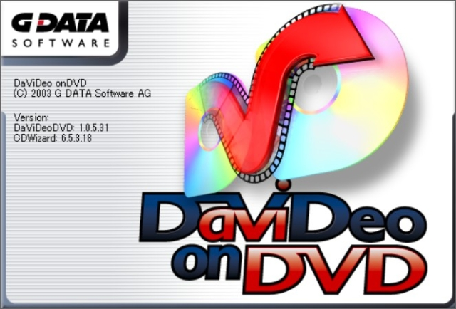 G Data / Holon - DaVideo on DVD about